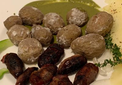 kanarische Kartoffeln selbst gekocht