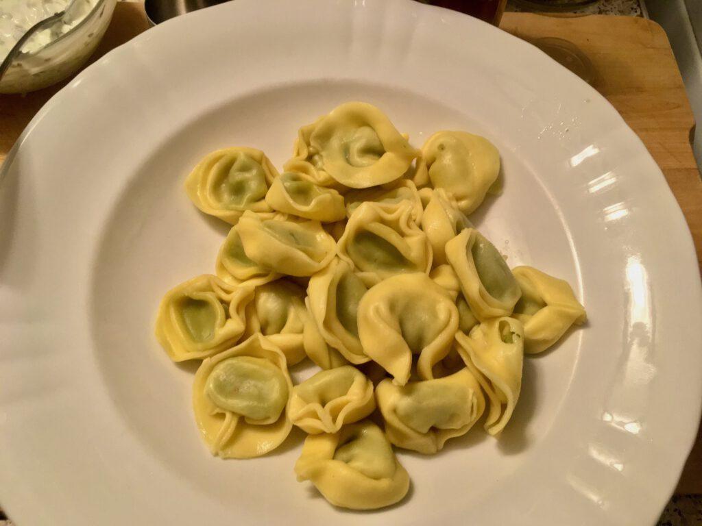 Mantı-Tortellini