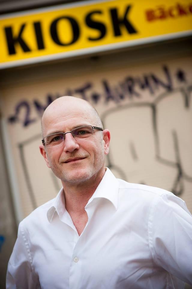 Steckbrief zur Kandidatur von Robert Niedermeier als Quartiersrat-Mitglied im Rollberg-Kiez in Berlin-Neukölln